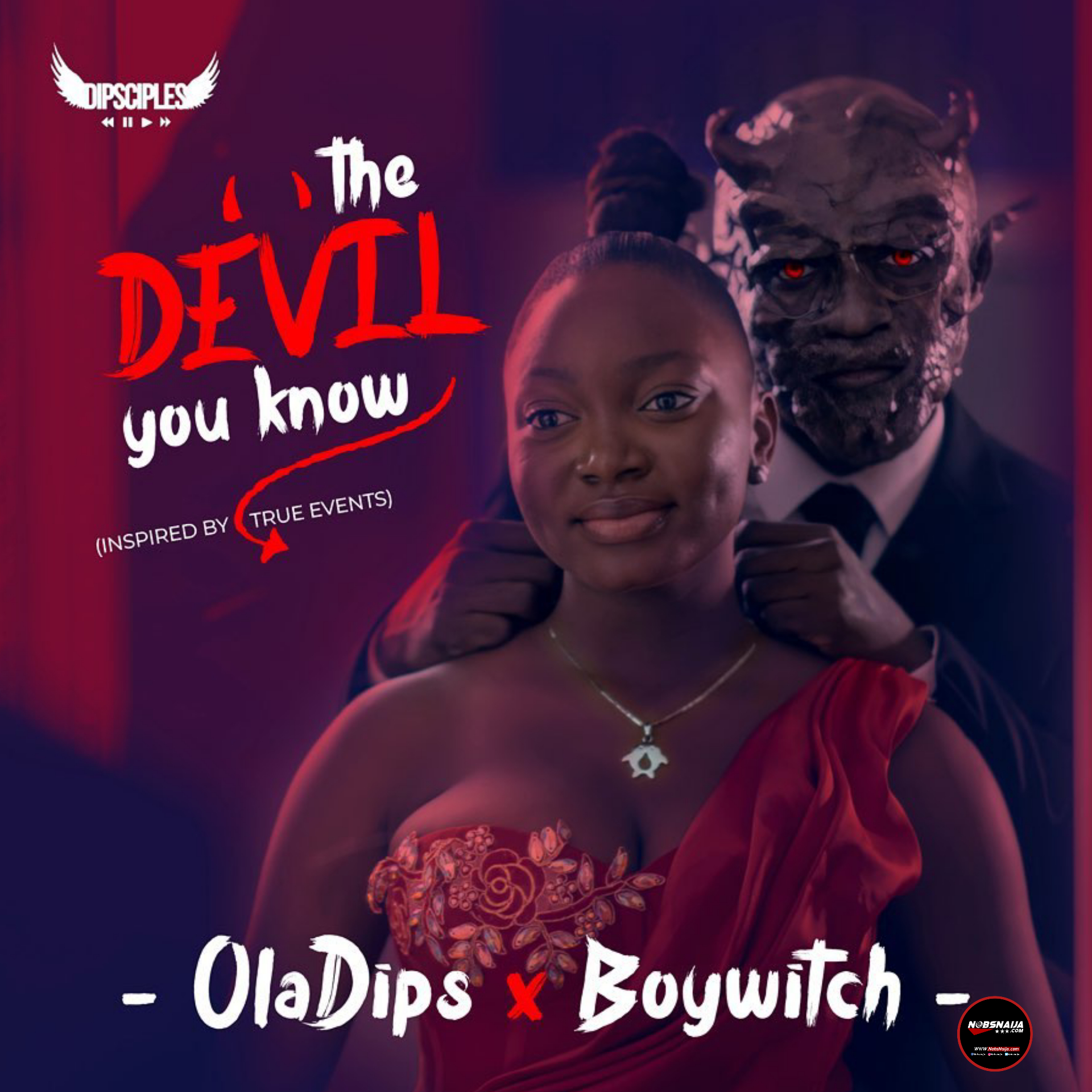 EP: Oladips x BoyWitch – The Devil You Know EP