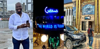 See Photos Of 12 Expensive Hotels And Clubs Own By Obi Cubana, That Yield Billions Monthly [Photos]