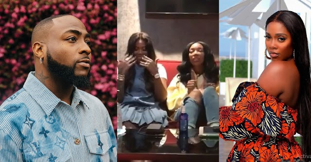 Davido, Don Jazzy, others react to viral video where Tiwa Savage made singer, Brandy shed hot tears [Video]