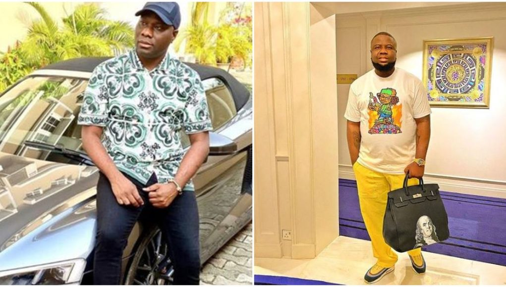 """He didn't listen, he's stubborn"""" – Mompha speaks on why Hushpuppi was caught (Video)"""