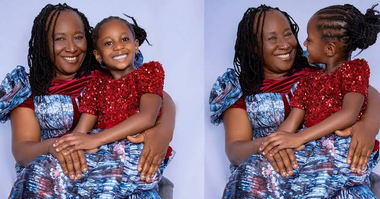 Patience 'Mama Gee' Ozokwo celebrates her birthday with lovely new photo (Photos)