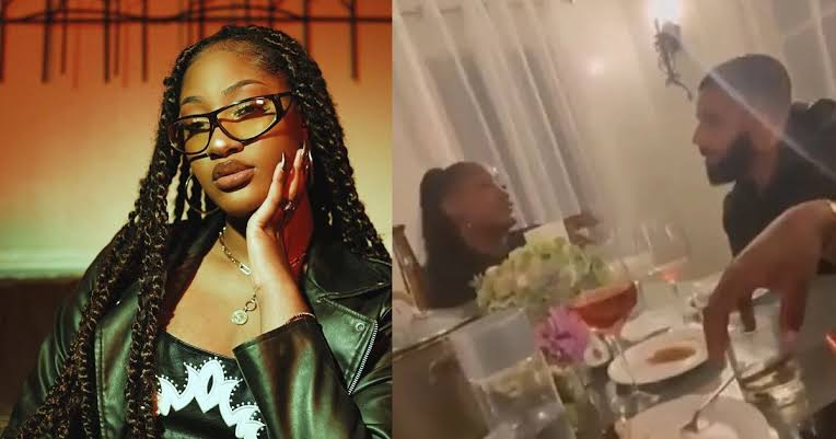 """""""I cooked Chicken stew and rice for them, the Pepper choke them small, but they loved it"""" – International superstar, Tems writes about her experience with Drake (Video)"""