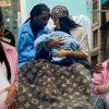 Rapper Cardi B and husband, Offset welcome baby (Photos)