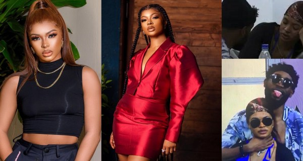 """""""I've escaped being r@ped twice"""" – #BBNaija star, Liquorose reveals as she reacts to clip of her asking Emmanuel to r@pe her in the house (video)"""