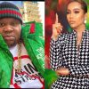 """""""She stole my sister's husband"""" Cubana Chief Priest calls out BBNaija's Maria as he warns women to hide their husband's from her (WATCH)"""