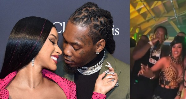 Rapper, Offset buys wife, Cardi B a mansion for her 29th birthday (Video)